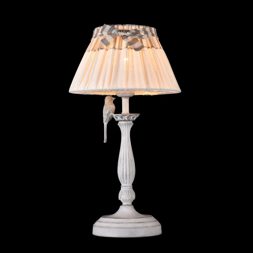 MAYTONI ARM013-11-W Настольная Лампа BIRD 1 x E27 40W Белый