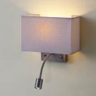 CITILUX CL704303 Настенный светильник ДЕКАРТ 2x60W E14 Бронза / Песочный
