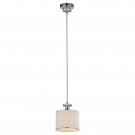 Arte Lamp A3990SP-1CC Подвес  FURORE 1x60W E27 хром