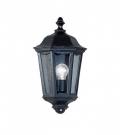 Eglo 4201 Уличный настенно-потолочный светильник OUTDOOR 1x100W Е27 черный