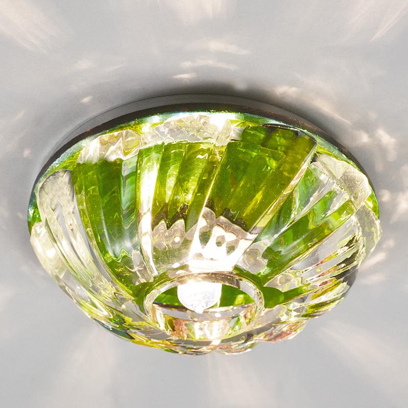 Arte Lamp A8419PL-1CC Встраиваемый светильник неповоротный BRILLIANTS 1x50W G9 хром