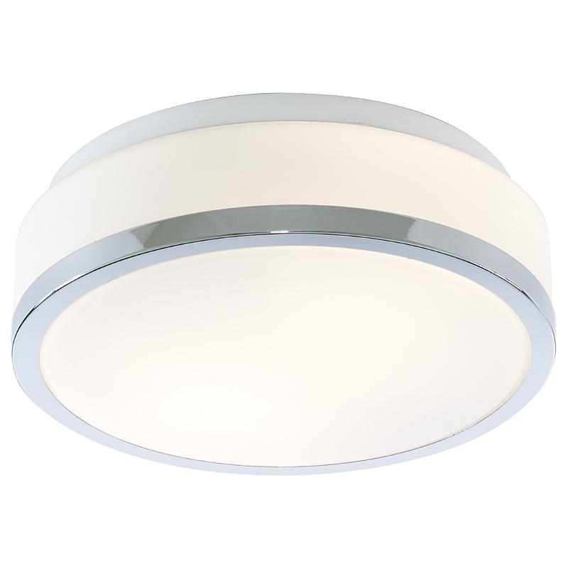 Arte Lamp A4440PL-1CC Настенно-потолочный светильник  AQUA 1x40W E27 хром IP44