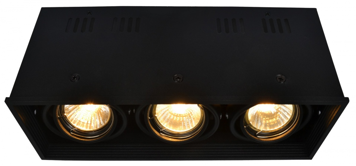 A5942PL-3BK Накладной светильник CARDANI 3x50W, 3xGU10 Arte Lamp