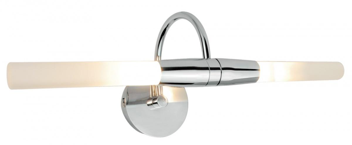 A1208AP-2CC Светильник для зеркала AQUA 2x33W, 2xG9 Arte Lamp