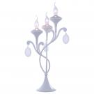 Arte Lamp A3239LT-3WH Настольная лампа  MONTMARTRE 3x40W E14 Белый