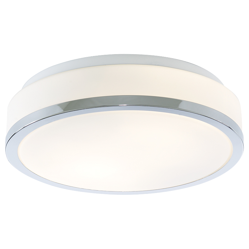 Arte Lamp A4440PL-2CC Настенно-потолочный светильник  AQUA 2x40W E27 хром IP44