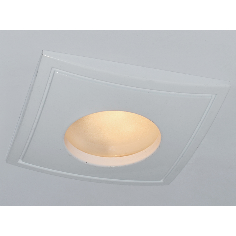 Arte Lamp A5444PL-3WH Встраиваемый светильник неповоротный AQUA 3x50W GU10 белый IP44