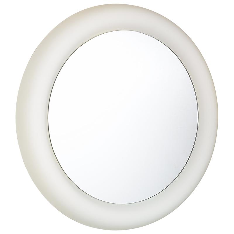 Arte Lamp A2400AP-3WH Зеркало с подсветкой AQUA 3x40W E14 белый / белый