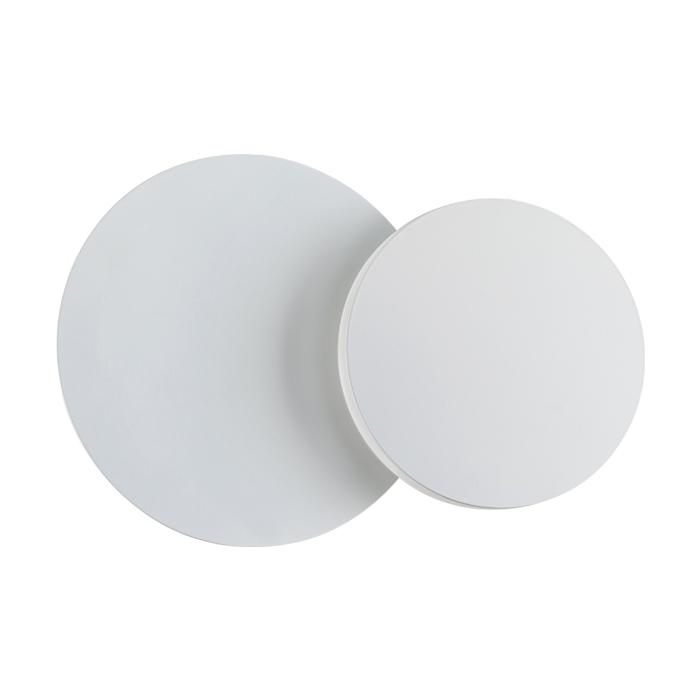 NOVOTECH 357856 белый Накладной светодиодный светильник IP20 LED 6W 110-240V SMENA