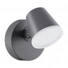 NOVOTECH 357830 темно-серый Ландшафтный настенный светильник LED 12W 220-240V KAIMAS