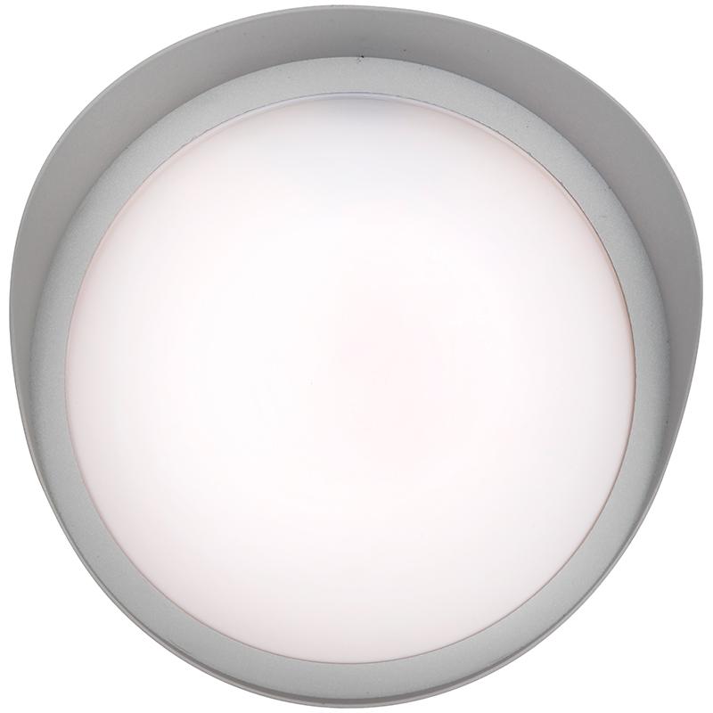 Globo 32087 Уличный настенно-потолочный светильник GOOSE 1x11W E27 хром