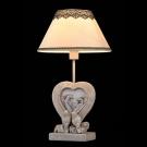 MAYTONI ARM023-11-S Настольная Лампа  BOUQUET 1 x E14 40W Серый Антик