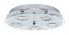 Eglo 30933 потолочный светильник  CABO 5x2,5W хром