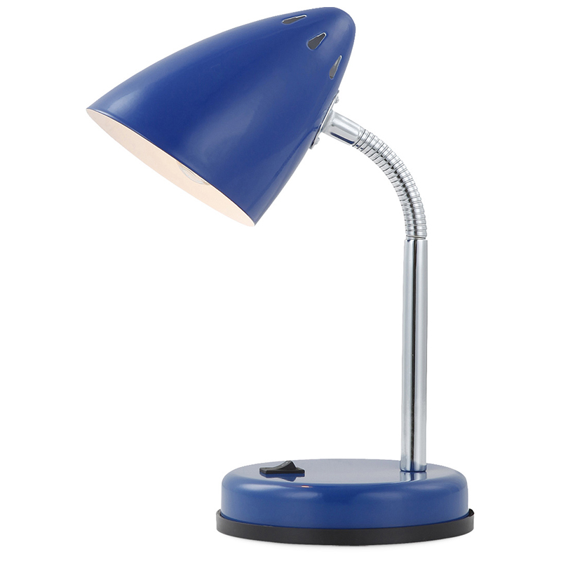 Globo 24851 Настольная лампа MONO 1x40W E27 синий