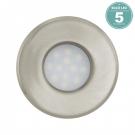 Eglo 93216 встраиваемый светильник неповоротный IGOA 1x5W хром