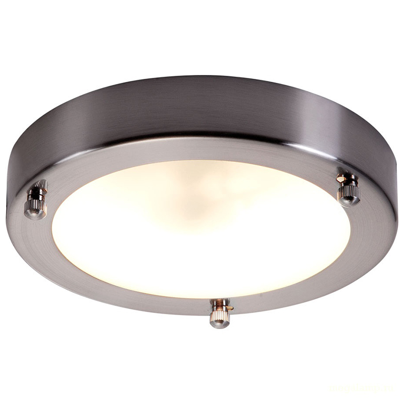 Globo 41510 Настенно-потолочный светильник ELECTRA 1x33W G9 никель