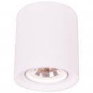 Arte Lamp A9262PL-1WH Накладной светильник TUBO 1x50W G53 белый