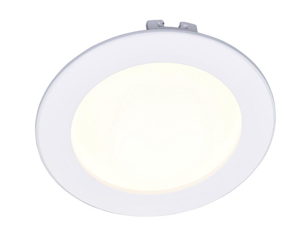 A7012PL-1WH Встраиваемый светильник RIFLESSIONE 1x12W, 1xLED Arte Lamp