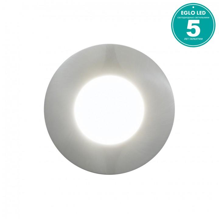 Eglo 94092 Встраиваемый тротуарный светильник MARGO  1x5W GU10 нержавеющая сталь
